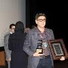 دریافت تندیس زرین جشنواره مدیران نمونه تحقیق و توسعه کشور